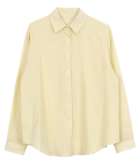 Linen pocket shirts
