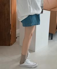 Ilo denim short pants