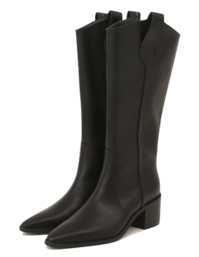 Pointed Toe Tall Boots