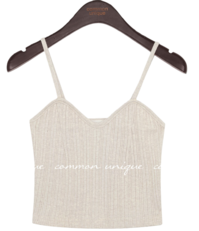 RADI GOLGI CROP SLEEVELESS