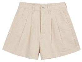 103 pintuck short pants 短褲