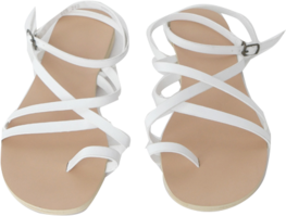 strap buckle sandals 涼鞋