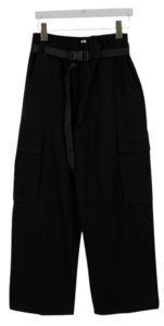 Cargo Skewl Wide Pants