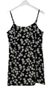 Flower Rain Bustier Dress