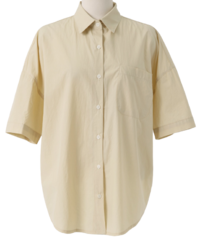 Wind Basic Short Sleeve Shirt