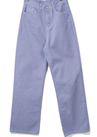Cotton loa wide pants