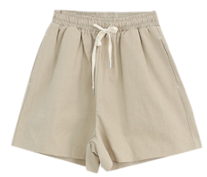 Natural short pants 短褲