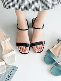 Two-way sandals 5 cm