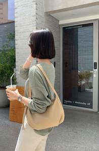 Bread shoulder bag Shoulder Bags
