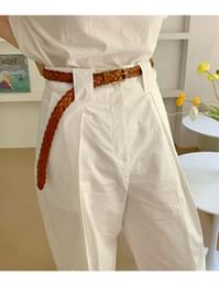 Avenue Braid Belt