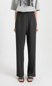 Barrier pleated trousers