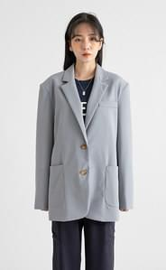 Roxanne Two Button Over Single Jacket