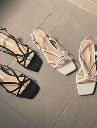 Toby strap sandals