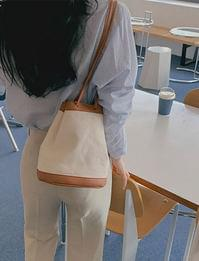 Cooked canvas bag