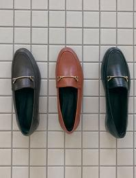 Chain classic loafers