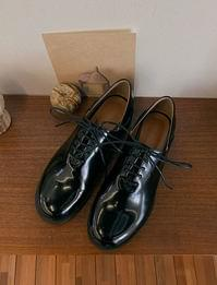 Candle oxford shoes