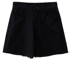 Daily cotton shorts