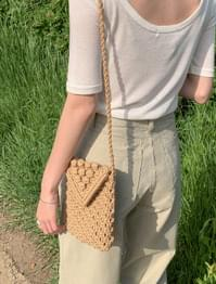 Natural Mood Mini Cross Bag