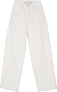 Summer Basic Long Wide Cotton Pants