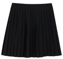 Yami pleated mini skirt