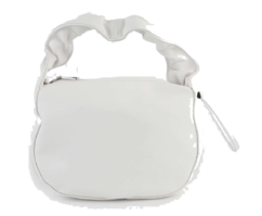 Stopper Wrinkle Round Two Way Shoulder Bag