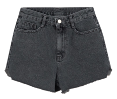 336 Real Denim Shorts