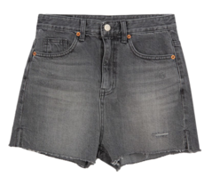 5454 washed short pants