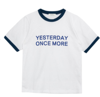 Day short-sleeved T-shirt