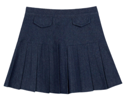 Hey pleated skirt