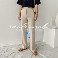 Ice Cooling Maxi Long Slacks
