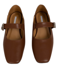 Himary Flat Shoes