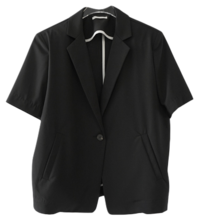 modern rayon two-piece - jacket