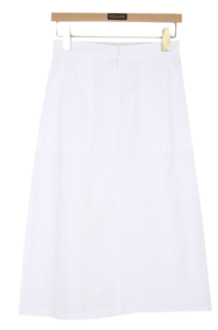 Dutch pocket long skirt