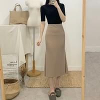 Grade Mermaid Long Skirt