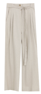 Linen Parisian Slacks