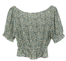 Lodge Flower Blouse