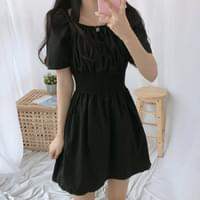 435 Two Way Smoke Mini Dress