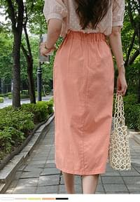 Pure Day Long Skirt