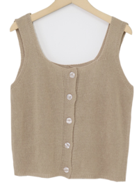 Burton 2 Way Knit Sleeveless