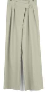 Unbal Obi Wide Slacks 長褲