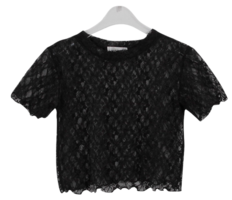 See-through Niju Lace T-shirt