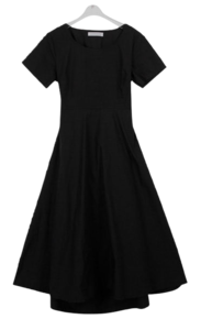 Backstring Long Dress