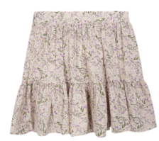 Terra flower pants skirt