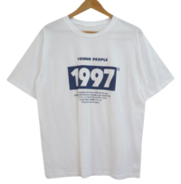 People Number Short Sleeve Tee