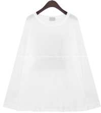 BACK PRINTING LOOSE FIT T