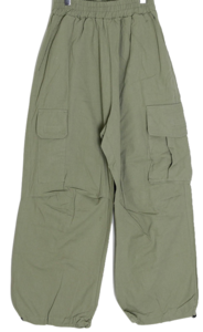 Jogger ropple cargo pants