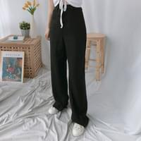 7027 loose wide pants