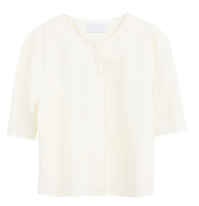 Hyde puff blouse