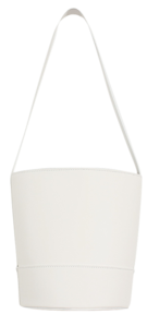 Cylindrical bucket bag 肩背包
