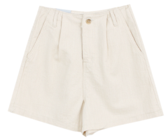 Mood pintuck short pants